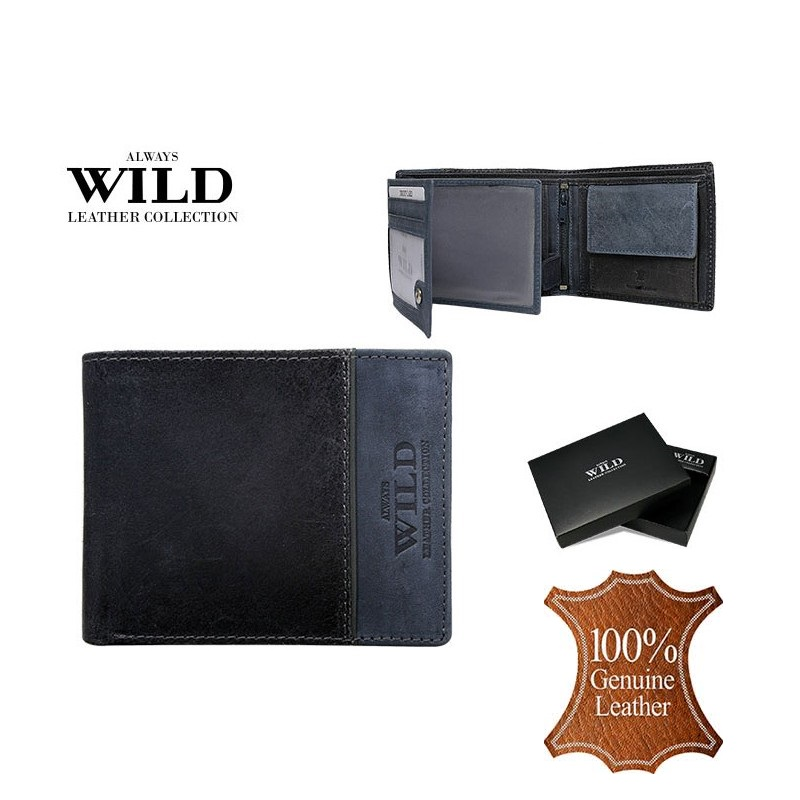 Always Wild - N992-SHS  GREY