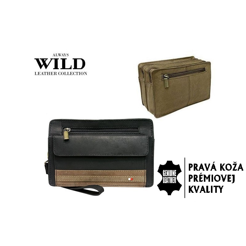 Always Wild - 1416 - R BLACK