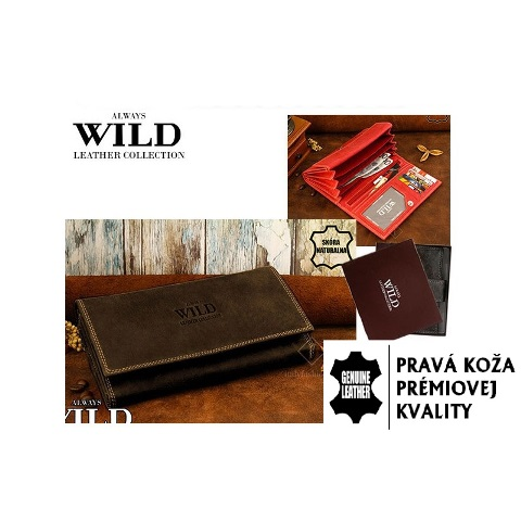 ALWAYS WILD - M20-MH BROWN